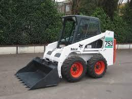 Bobcat 753 Service (Workshop) Manual