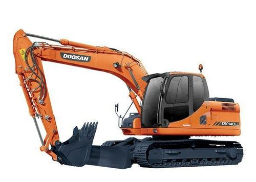 Doosan DX140LC Service Manual