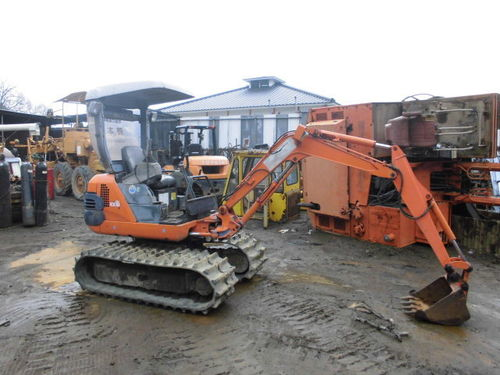 Hitachi EX18-2 Service Manual
