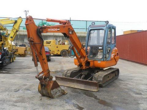 Hitachi EX40-2 Service Manual