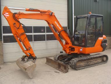 Hitachi EX45-2 Service Manual