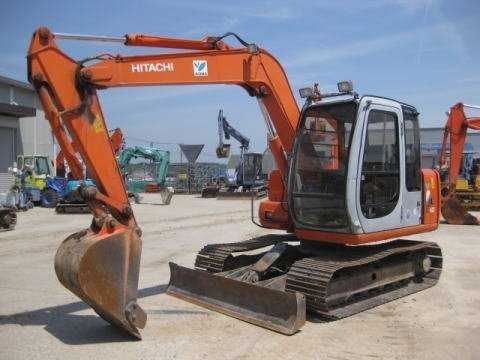 Hitachi EX60-5 Service Manual