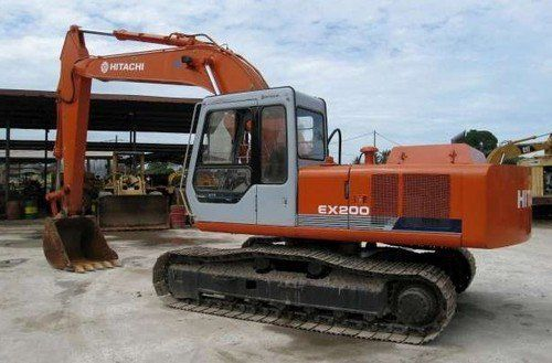 Hitachi EX200 Service Manual