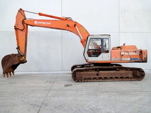 Hitachi EX220 Service Manual