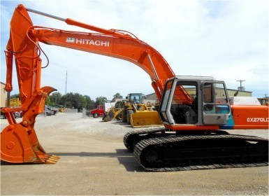 Hitachi EX270 Service Manual