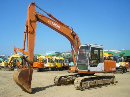 Hitachi EX120 Service Manual