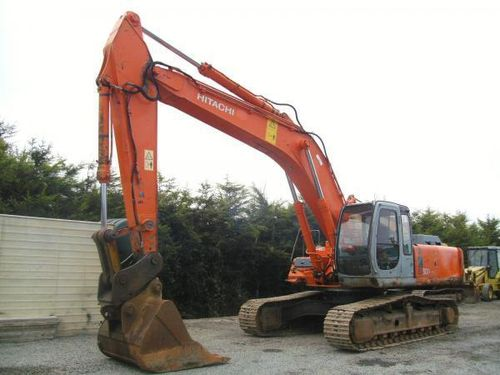 Hitachi EX300-5 Service Manual