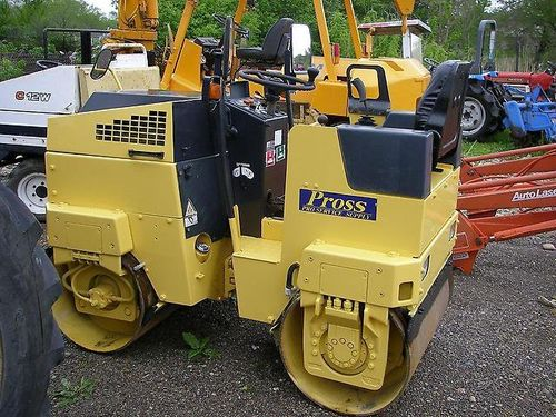 Bomag BW90 AD Roller Operators Manual