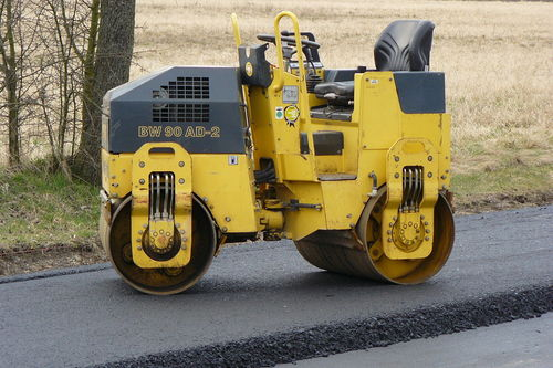 Bomag BW90 AD-2 Roller Operators Manual