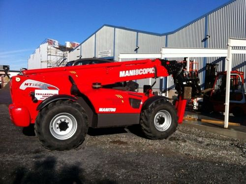 Manitou MT1840 Operators Manual
