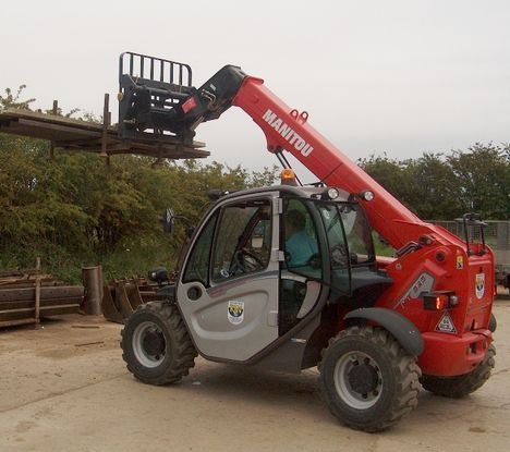 Manitou MT625T Operators Manual