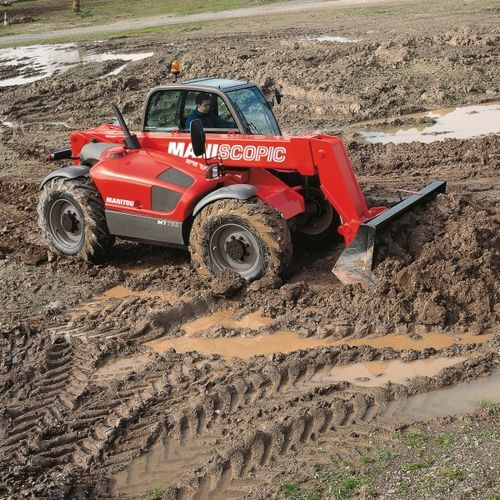 Manitou MT732 Operators Manual