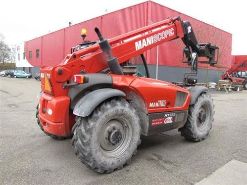Manitou MT932 Operators Manual