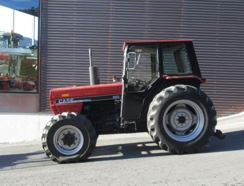 Case-IH 685 Tractor Service Manual