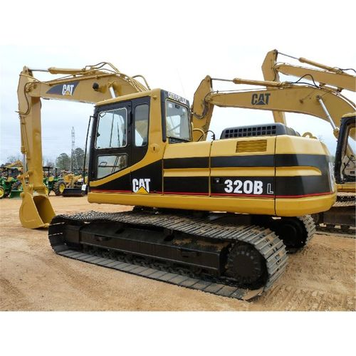 Caterpillar 320BL Parts Manual