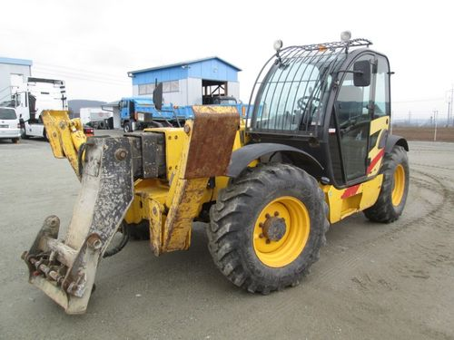 New Holland LM1340 Telescopic Handler Parts Manual