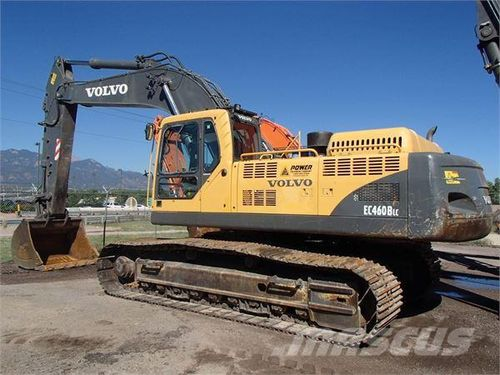 Volvo EC460B Parts Manual